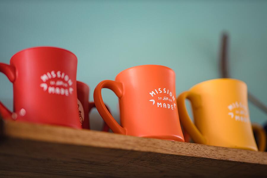 เพิ่มความพรีเมี่ยมให้กับแก้วกาแฟเซรามิค